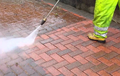 driveway cleaning preston
