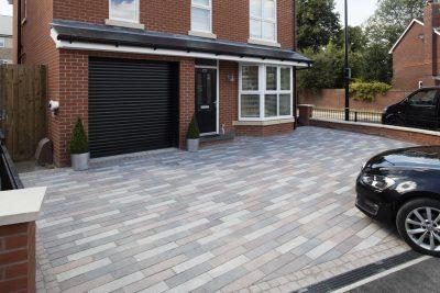 paved driveway preston