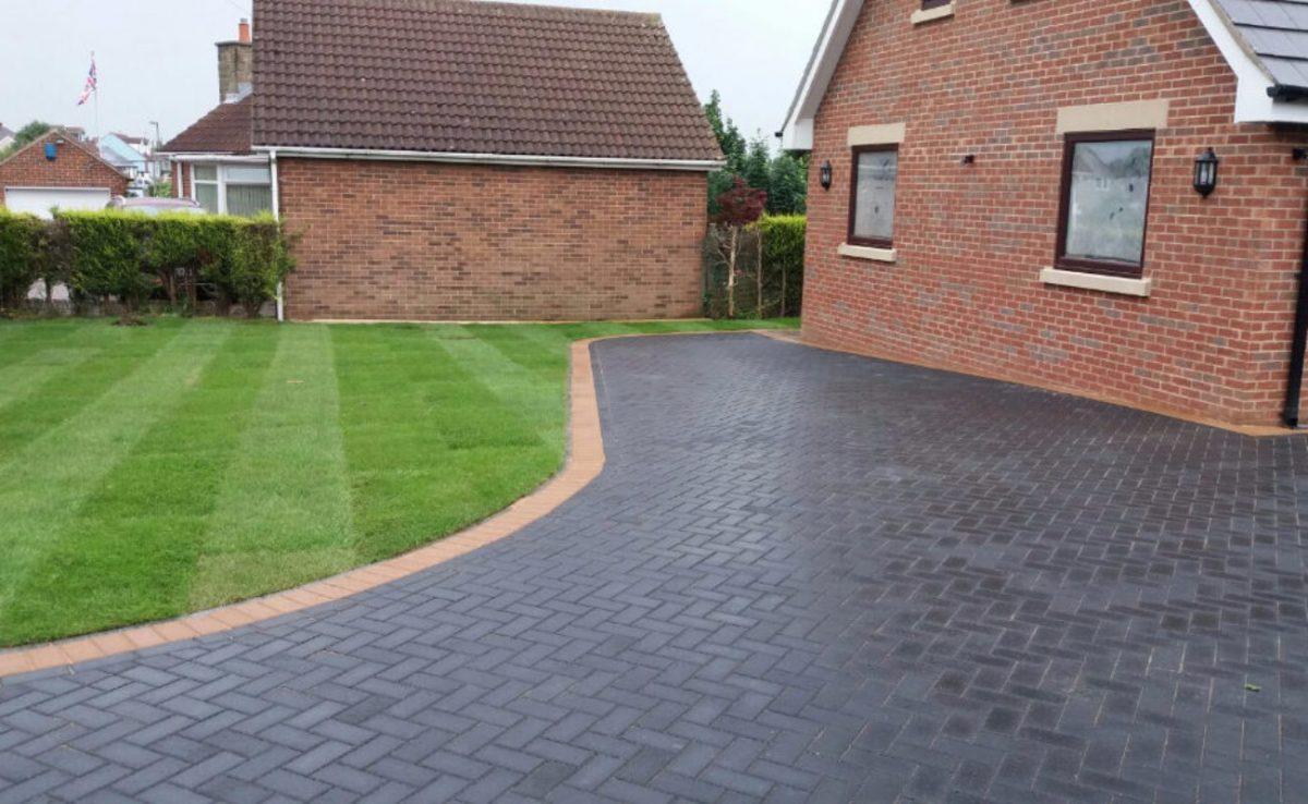 paved driveways in preston
